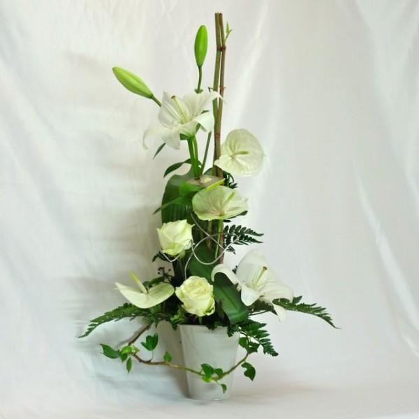 Composition Florale De Mariage